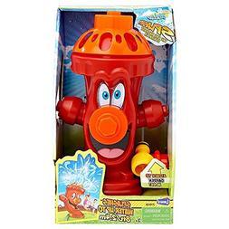 Kids Sprinkler Fire Hydrant, Attach Water Sprinkler for Kids
