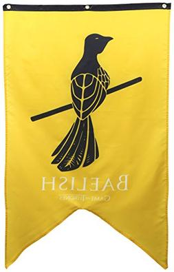 Game Of Thrones- House Baelish Banner Fabric Poster 30 x 50i