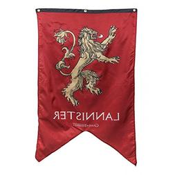 Game Of Thrones - Lannister Banner Fabric Poster 30 x 50in