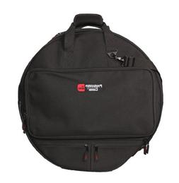 "Gator Cases GP-CYMBAK-24 Backpack For Cymbals Up to 24"" Inch"