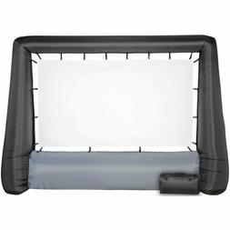 Giant Gemmy Airblown Inflatable Movie Screen - 14.4 Ft
