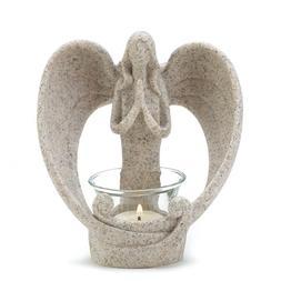 Gifts & Decor Desert Angel Tea Light Candleholder Decorative