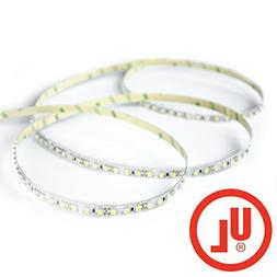 HitLights Warm White LED Light Strip, Premium High Density 3