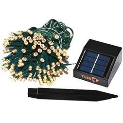 INST Solar Powered LED String Light, Ambiance Lighting, 54.5