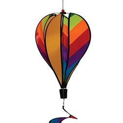 In The Breeze ITBAV1000 Rainbow Striped Hot Air Balloon