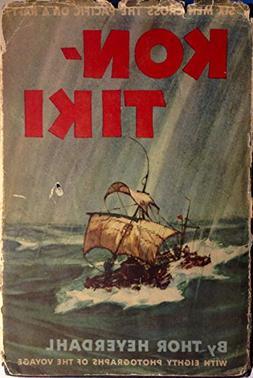 Kon-Tiki  six men cross the Pacific on a raft