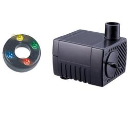 LED Water Pump Replacement for Indoor and Tabletop Water Fou