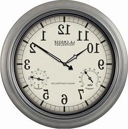La Crosse Technology WT-3181PL Wall Clock - Analog - Quartz