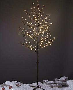 Lightshare 6 Feet Cherry Blossom Lighted Tree, 208 LED light