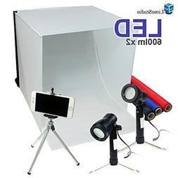 "LimoStudio 16"" x 16"" Table Top Photo Photography Studio Ligh"