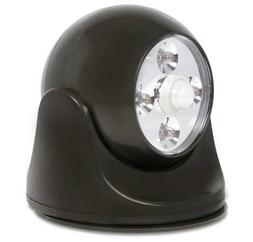 MAXSA Motion-Activated LED Light for Indoor & Outdoor Use, S