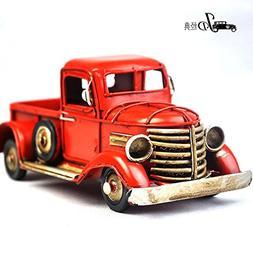 My Box Vintage / Retro Handicraft- Metal Old Cars Models - A