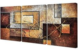 Phoenix Decor-Abstract Canvas Wall Art Paintings on Canvas f
