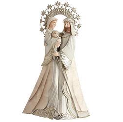 """RAZ Imports - Enchanted Holiday - 15.5"""" Holy Family Nativity"""