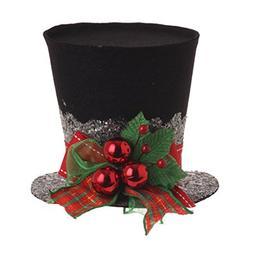 """RAZ Imports - Holly Top Hat 5"""""""