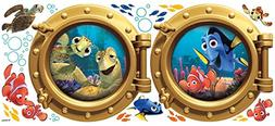 Roommates Rmk2060Gm Finding Nemo Peel And Stick Giant Wall D