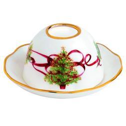 Royal Albert by Royal Doulton Old Country Roses Christmas Tr