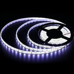 SUPERNIGHT LED Strip Lights, 16.4FT SMD 5050 Cool White Rope