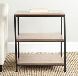 Safavieh American Home Collection Zeke Red Maple Shelf Unit