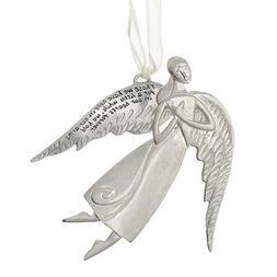 Seasons of Cannon Falls Serenity Memory Angel Ornament