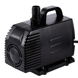 Simple Deluxe 1056 GPH UL Listed Submersible Pump with 15' C