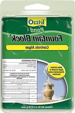 TetraPond Anti-Algae Control Blocks for Fountains, 6-Count