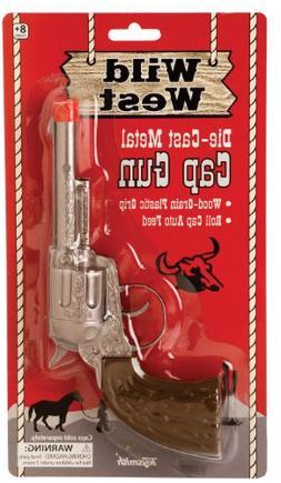 Toysmith Wild West Metal Cap Gun