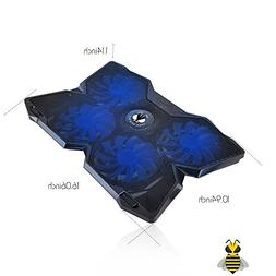 """Tree New Bee 15.6""""-17"""" Laptop Cooling Pad Cooler,Gaming Lapt"""