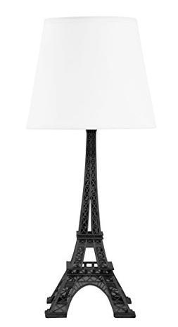 "Urban Shop Eiffel Tower Table Lamp, 14"""