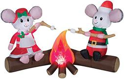 Airblown Camping Mice
