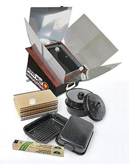 Exclusive All American Sun Oven Dehydrating Roasting and Pre