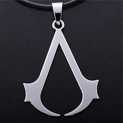 Assassins Creed Necklace Game Altair Ezio Connor Desmond Pen