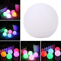 LED Ball Lights, Romantic Color Glowing LED Ball Moon Lamp W