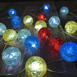 Battery Operated String Lights LED Christmas Decorative Ligh