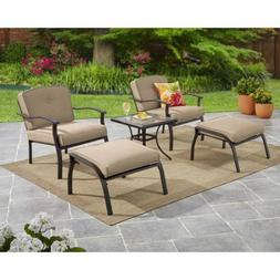 Mainstays Belden Park 5-Piece Leisure Set