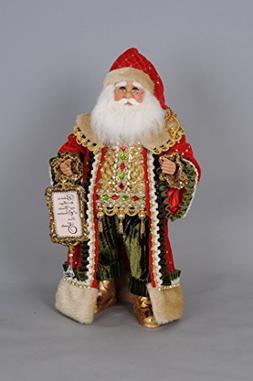 Karen Didion Believe in the Magic Santa