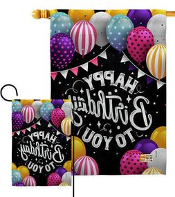 Birthday To You Party & Celebration Star Colorful Bouquet Ga