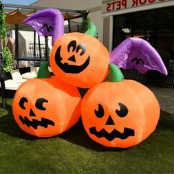 ALEKO Blow up Outdoor Yard Decoration Halloween Inflatable 3