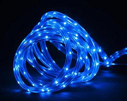 10' Blue LED Indoor/Outdoor Christmas Linear Lighting