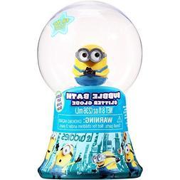 bob bubble bath glitter globe