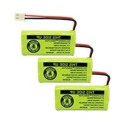 Geilienergy BT162342 BT262342 Battery for VTech CS6114 CS641