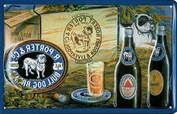 Guinness Bull Dog Wall Art