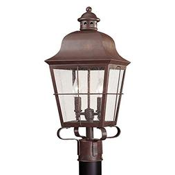Sea Gull Lighting 8262-44 Chatham Two-Light Outdoor Post Lan