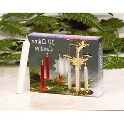 Chime Candles  Color: White