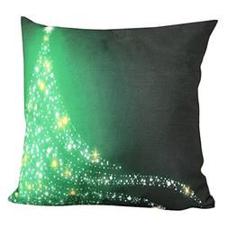Iuhan Fashion Christmas Cartoon Decoration Festival Pillow C