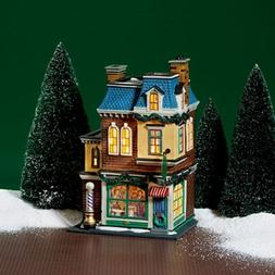 "Department 56 Christmas In The City ""Midtown Barbershop"""