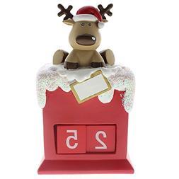 Christmas Countdown,Countdown to Christmas Reindeer Calendar