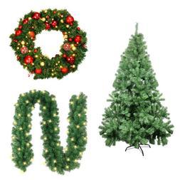 Christmas Decoration 10FT 40 LED lights Garland 1000 Tips Tr