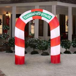 """CHRISTMAS DECORATION YARD LAWN GARDEN LIGHTED INFLATABLE """"ME"""