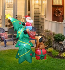 Christmas Decorations Outdoor Inflatable Airblown Christmas